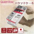 日本霜鳥QueenRose 21cm不銹鋼長方型蛋糕模(M)-日本製 (NO-146)
