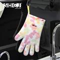 SHCJ生活采家 五指型雙層防燙矽膠隔熱手套 (F05053001)