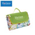 Horizon天際線 防潮沙灘野餐墊-附防水收納袋(五葉花) (HRZ-001FL)