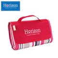 Horizon天際線 防潮沙灘野餐墊-附防水收納袋(摩登紅) (HRZ-001RD)