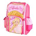 芭比Barbie 魔力甜心全開式減負書包(玫紅色) (BLA270447A)