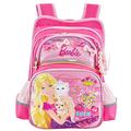 芭比Barbie 夢境立體護脊書包(玫紅色) (BLZD160970B)