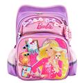 芭比Barbie 夢境立體護脊書包(粉紫色) (BLZD160970A)