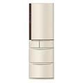 Panasonic國際牌 日製變頻五門冰箱411L(香檳金) (NR-E412VT-N1)