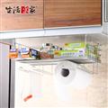 生活采家 台灣製304不鏽鋼廚房吊式收納便利棚 (F01027157)