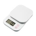 dretec 「Jelly果凍」微量廚房料理電子秤2kg-白 (KS-243WT)