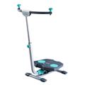 洛克馬 Twist&Shape安心亞代言 曲線搖擺健腹機、雙動力四倍飆塑(2色可選) (BJ-10488)
