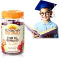Sundown日落恩賜 兒童精明魚油QQ軟糖(50粒/瓶) (SD-0011)