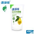 清淨海 環保洗碗精補充包(檸檬飄香)450gx6入 (LMH-DL0450RX6)