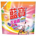 【LION獅王】藍寶衣留香超濃香洗衣粉-2kg (ECE000014)