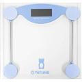 【TATUNG大同】電子式體重計(粉藍) (TPS-150A)