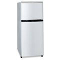 Panasonic國際牌 130公升雙門冰箱 (NR-B138T-SL)