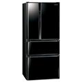 Panasonic國際 變頻三門冰箱610L-光釉黑 (NR-C618HV-B)