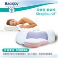 【BackJoy】健康美姿枕(支撐型)-白 (PLPNL001) 加贈Lock&Lock地墊
