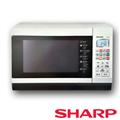 【夏普SHARP】27L烘燒烤變頻微波爐 (R-T28NC(W))