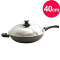 【清水】晶鑽奈米炒鍋40CM(單把) (MF0294B)