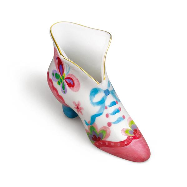 4M 【彩繪迷你靴型花瓶】(美勞創作系列) (00-02758)