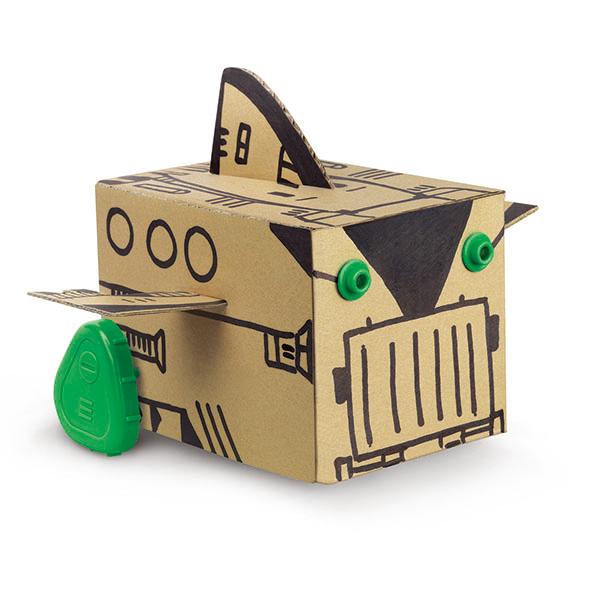 4M 【小箱子機器人】(科學探索) (00-06500)