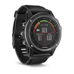GARMIN fenix 3 HR腕式心率戶外GPS腕錶 (010-01338-2C)