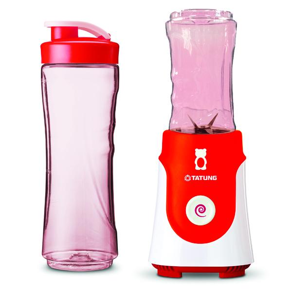 【TATUNG大同】隨行杯果汁機(紅色) (TJC-P350-R)