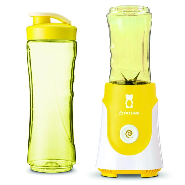 【TATUNG大同】隨行杯果汁機(黃色) (TJC-P350-Y)