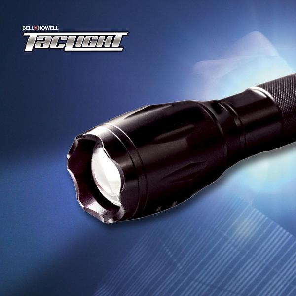 萬達康 美國TacLight 五段式LED防水手電筒 (1176)
