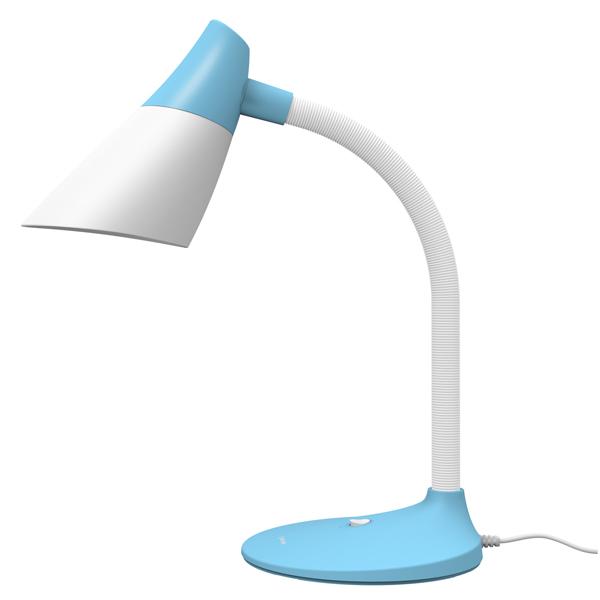 【TATUNG大同】LED節能檯燈((粉藍) (TDL-1500BL)