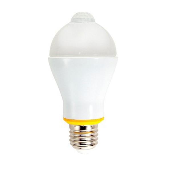 RICS麗酷獅 7W LED紅外線感應燈(黃) (SB0701G-W-1P)