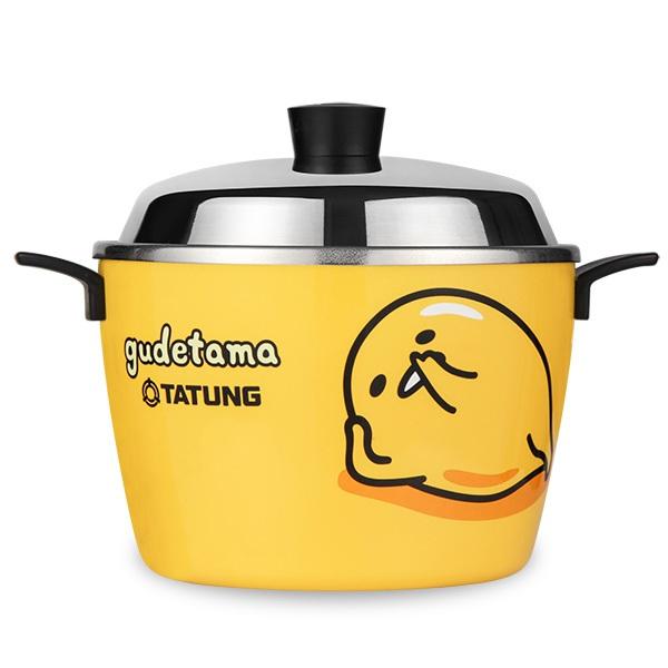 【TATUNG大同】蛋黃哥可以蒸小電鍋 (TAC-1B-GT)