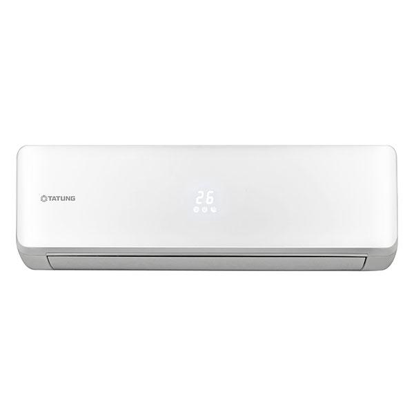 【白色系列家電】白色能量恆溫調節舒適居【TATUNG大同】一對一直流變頻柔光系列冷暖空調(室內機FT-502DYHN 室外機R-502DYHN)單機版不含安裝