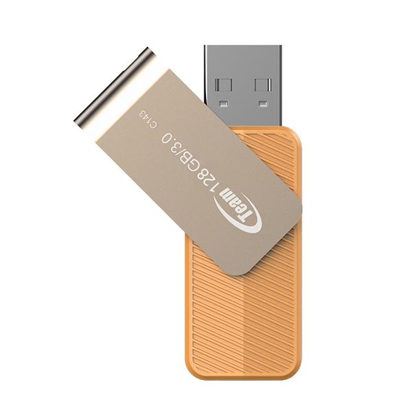 【Team 十銓】C143 128G隨身碟USB3.0 (CRTE-C143-128G3)