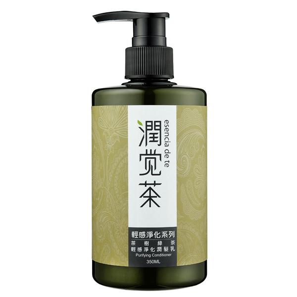 茶寶 潤覺茶輕感淨化潤髪乳(350ml) (TP508)