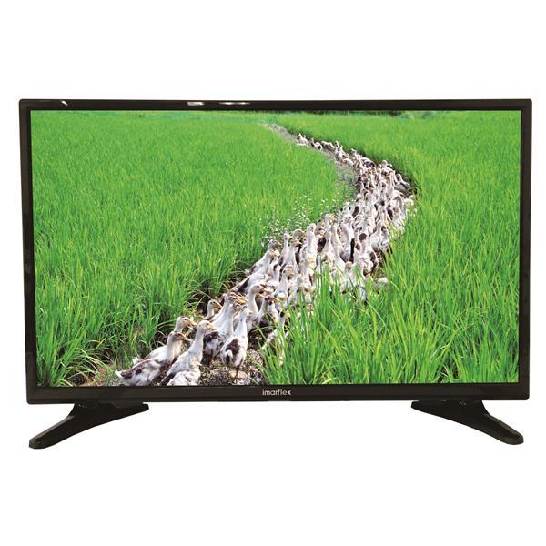 伊瑪 24型Full HD LED液晶顯示器+視訊盒 (SF-2466)