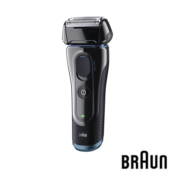【德國百靈BRAUN】新5系列靈動貼面電鬍刀 (5040S)