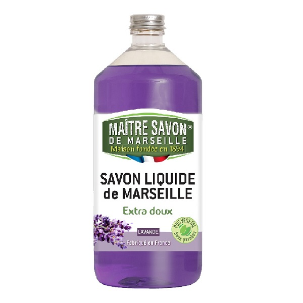 法國玫翠思 馬賽液體皂(薰衣草)1000mlX3入 (54874705-284)