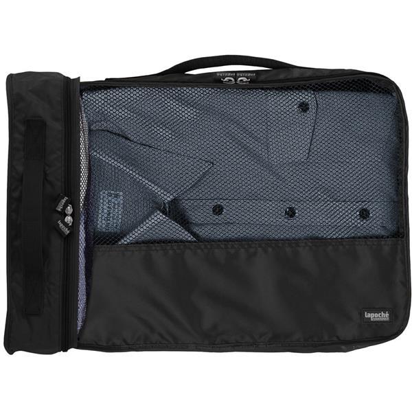 Lapoche旅行衣物整理包-中(5色可選)