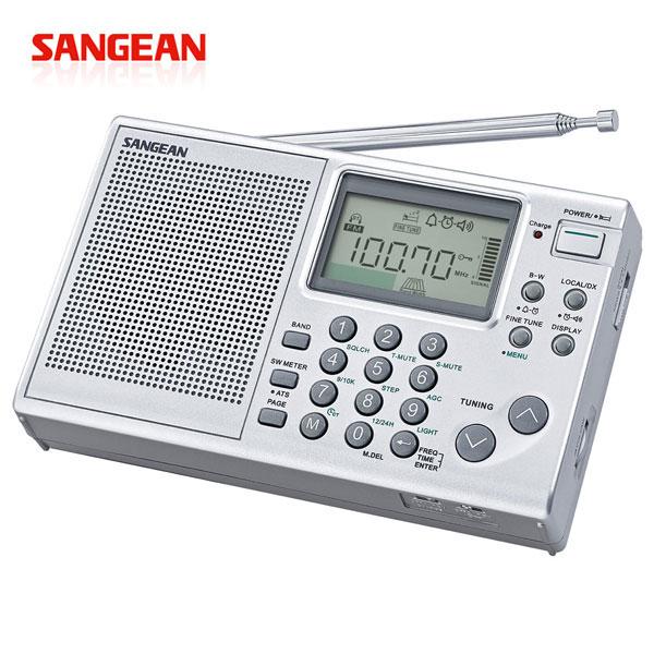 【SANGEAN山進】專業化數位型收音機 (ATS-405)