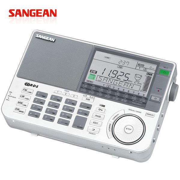 【SANGEAN山進】全波段專業化數位型收音機 (ATS-909X)