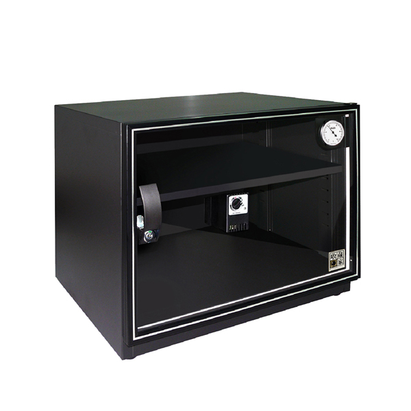 【收藏家】81公升可控濕全功能電子防潮箱 (AW-80)