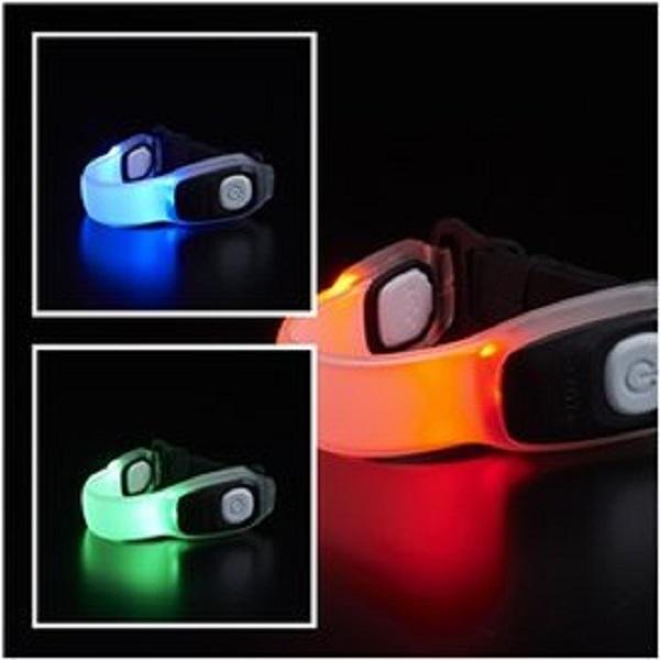 【GENTOS】日本新発售充電式炫麗環臂帶 (AX-R100)