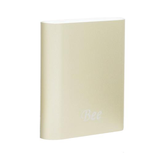【BEE】10400金屬質感行動電源(3色) (BEE-10400)