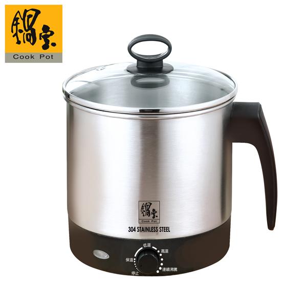 【鍋寶】多功能美食鍋 (BF-1606)