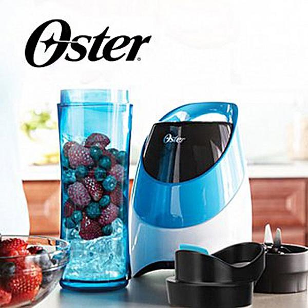 【美國OSTER】隨行杯果汁機-藍 (BLSTPB-WBL)