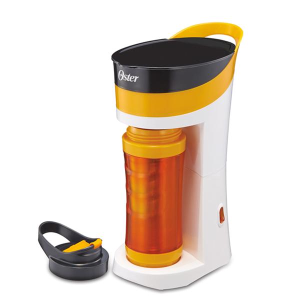 【OSTER】隨行杯咖啡機-橘  加贈濾網組 (BVSTMYB-OR)