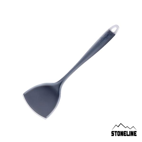【德國STONELINE】一體成型耐高溫中式矽膠鍋鏟 (CBE-S04)