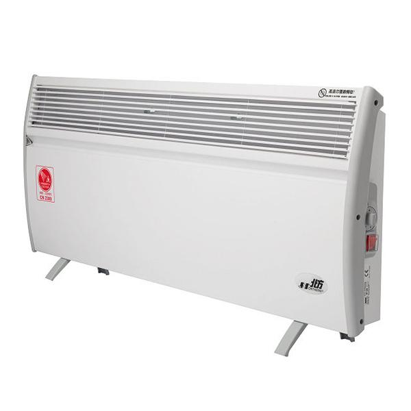 北方 第二代對流式電暖器-適用電壓220V(房間、浴室兩用)