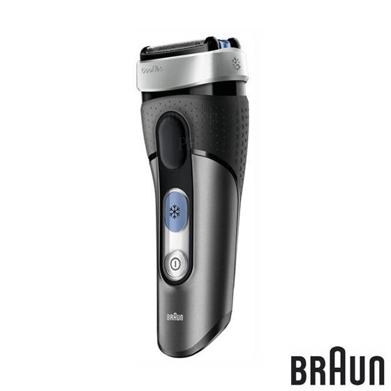 【德國百靈BRAUN】CoolTec系列冰感科技電鬍刀 (CT3CC)