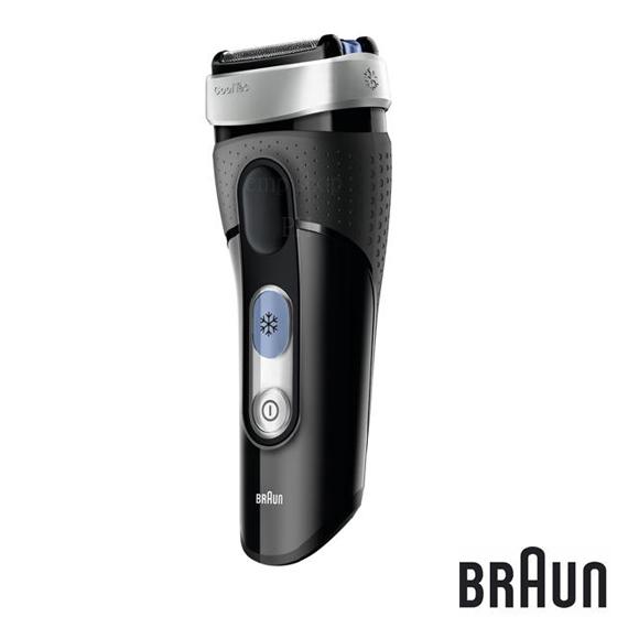【德國百靈BRAUN】CoolTec系列冰感科技電鬍刀 (CT6CC)