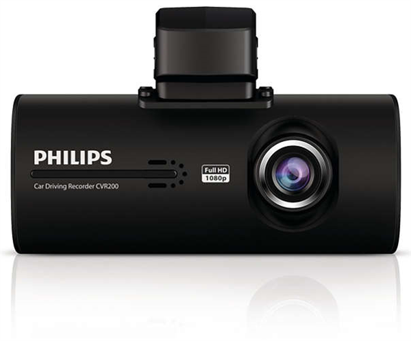 【Philips飛利浦】CVR200 超高畫質行車紀錄器/內建HDR (CVR200)