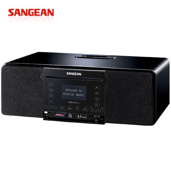 【SANGEAN山進】數位音響 (DDR-63+)